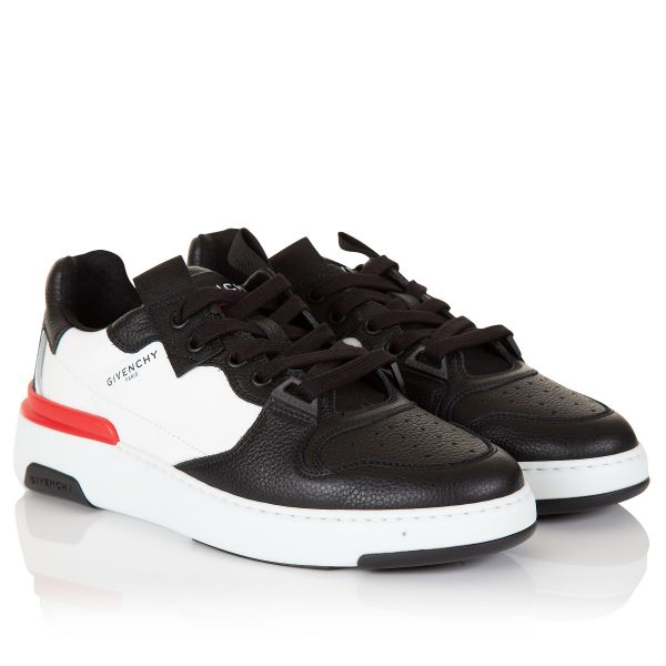 Givenchy Three Tone Wing Low Sneakers