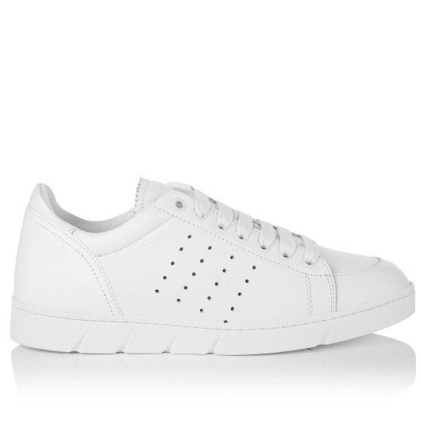 Loewe Perforated Low-Top Sneakers