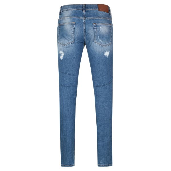Dolce & Gabbana Ripped/Distressed Jeans
