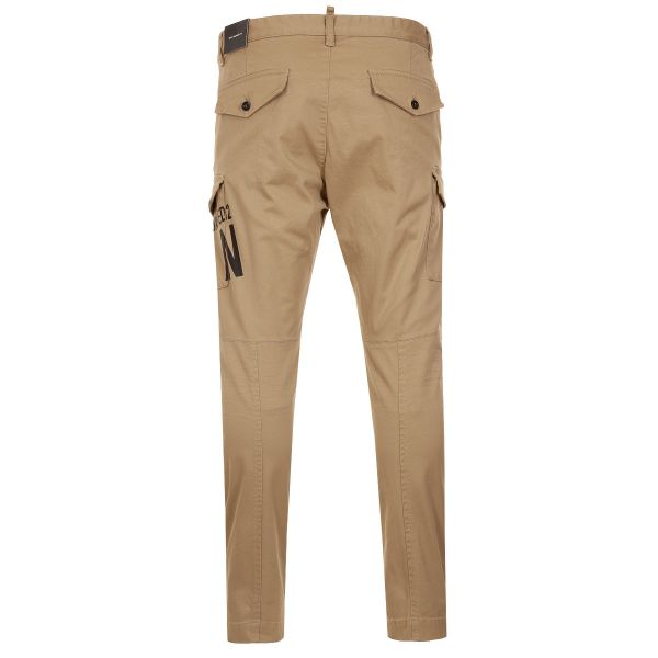 DSquared2 Icon Cropped Cargo Trousers