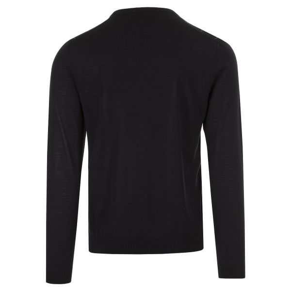 Gucci Interlocking G Stripe V-Neck Knitwear