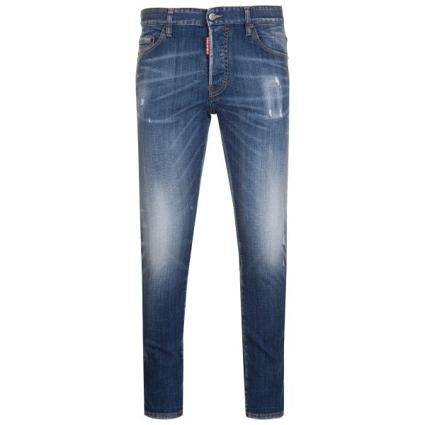 DSquared2 I Love D2 Skater Jeans