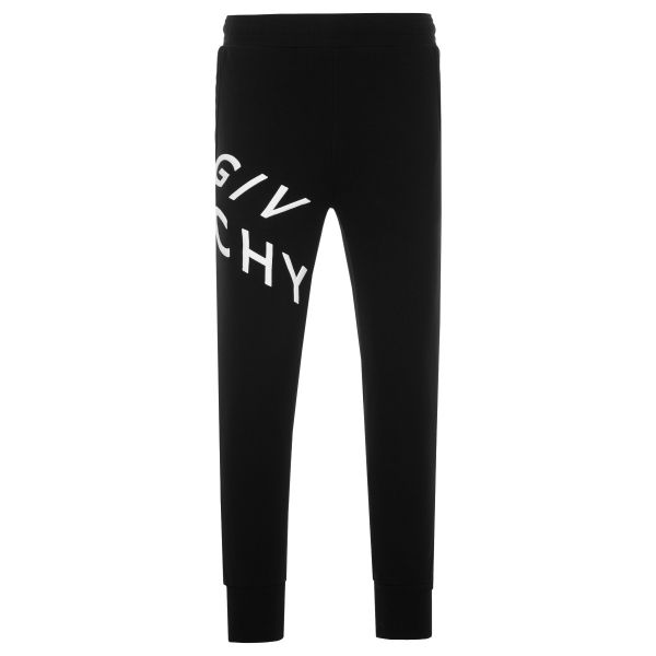 Givenchy All Over Embroidered Logo Track Pants