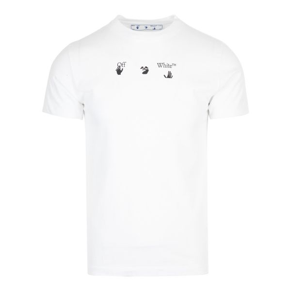 Off White Bolted Arrows Logo T-Shirt