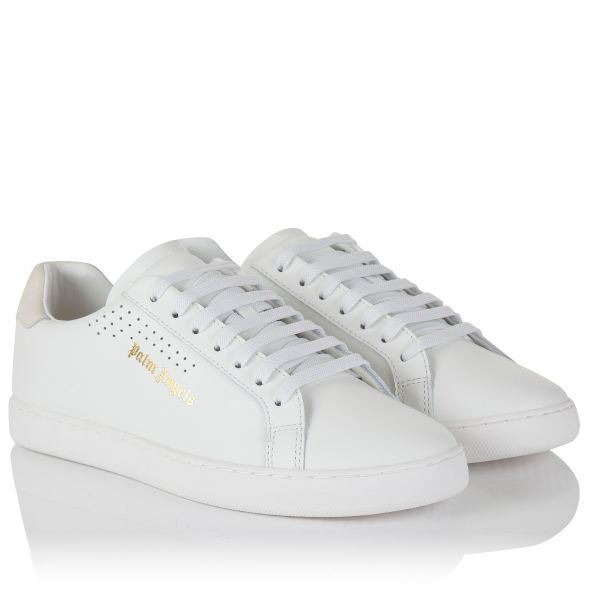 Palm Angels Tennis Lace Up Sneakers