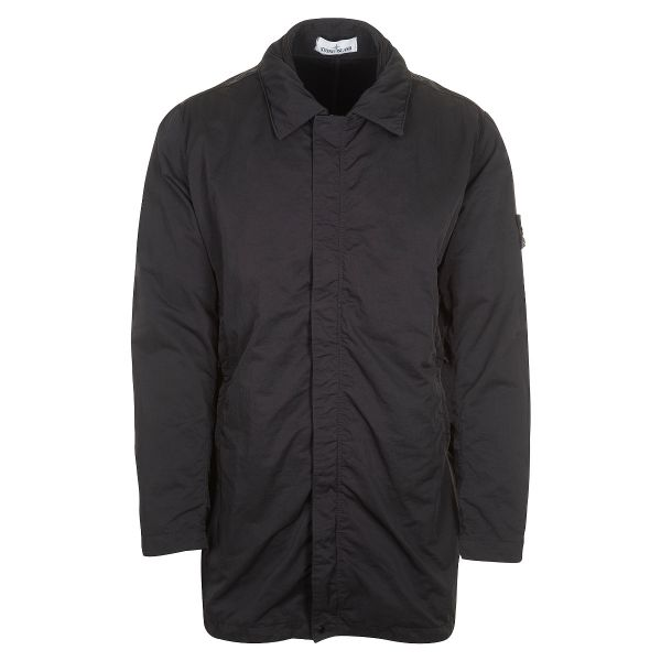 Stone Island Nylon Trench Coat