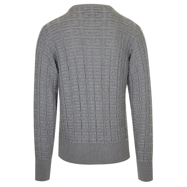 Givenchy 4G Jacquard Sweater