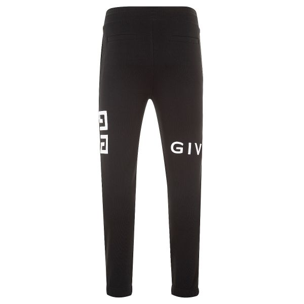 Givenchy 4G Embroidered Jogger Pants