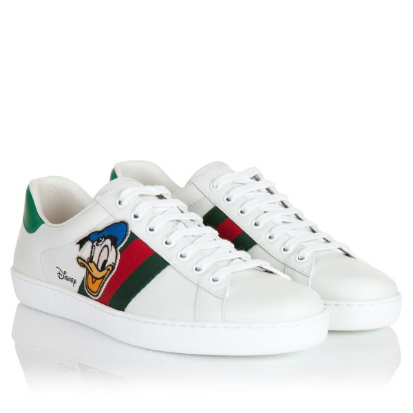 Gucci X Disney Donald Duck Ace Sneaker
