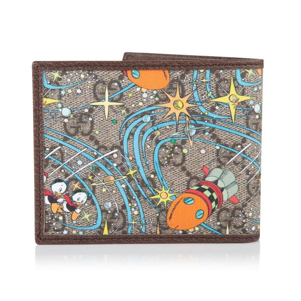 Gucci X Disney Donald Duck Wallet