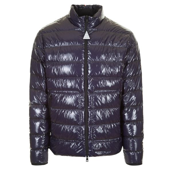 Moncler Agar Quilted Down Jacket